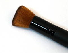 handi flat top best makeup powder brush