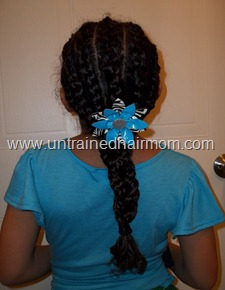 easy basic cornrow styles