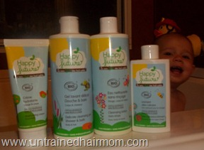 FunBaby natural baby product review