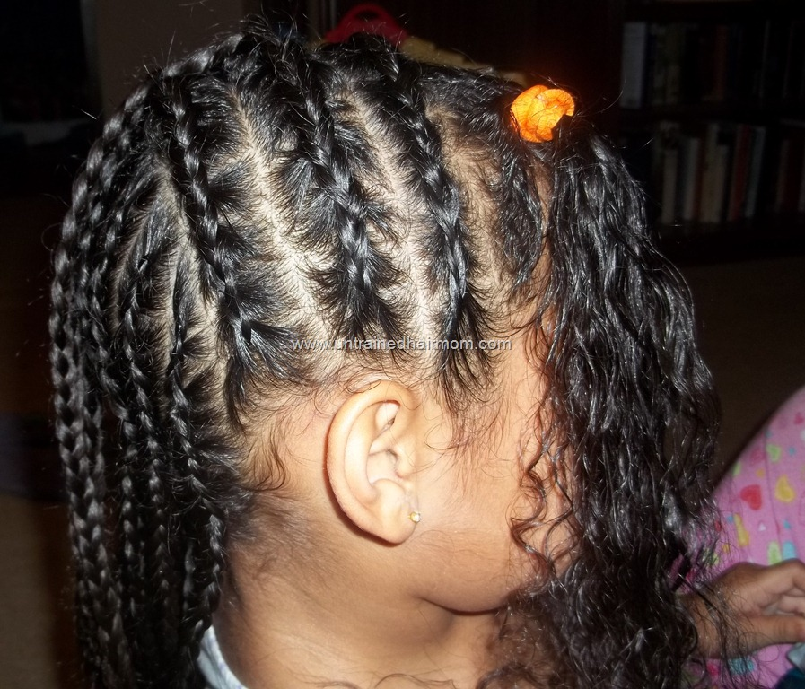 Fabulous Cute Easy Cornrow Style For Kids Hairstyles For Men Maxibearus