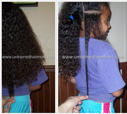 Natural Hair Growth and Length Retention