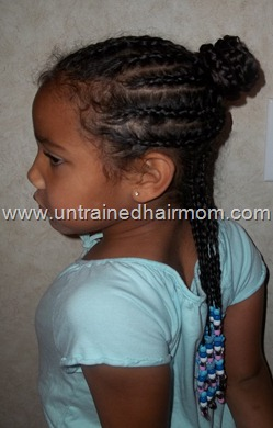 cornrows for kids
