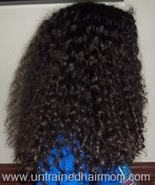 biracial and curly hair care for kids
