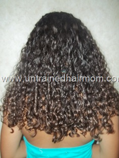 Bee Mine Curly Butter Wash and Go