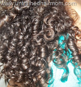 Wash and Go Product Bee Mine Curly Butter