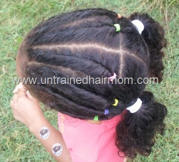 flat twists styles