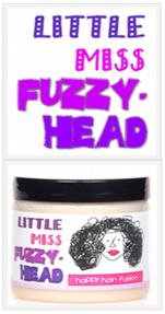 little miss fuzzy head giveaway