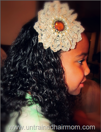 Lace Headband from Oasap