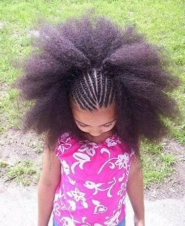 Kids Braided Hair Styles