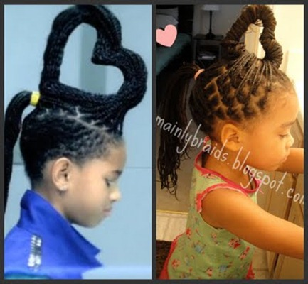 willow smith heart hair