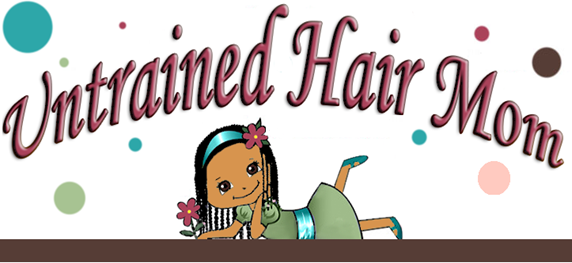 Untrained Hair Mom Blog: Hairstyles, Natural Hair Care Tips and more