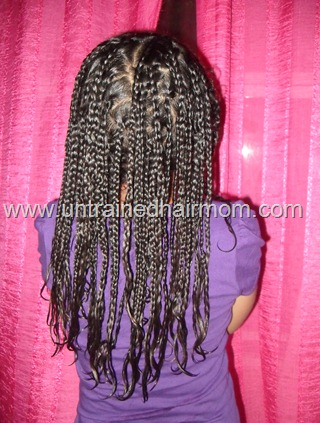 protective braids