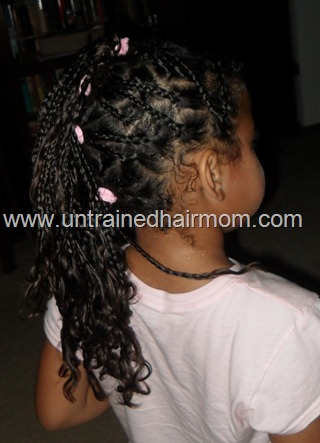 styles for box braids
