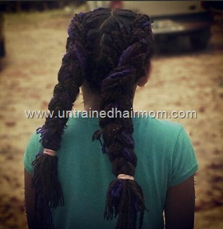 yarn braid styles