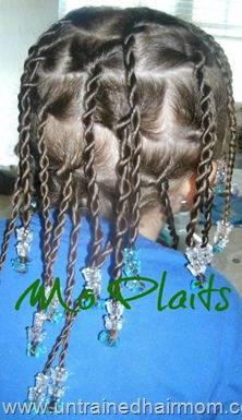 two strand rope twists