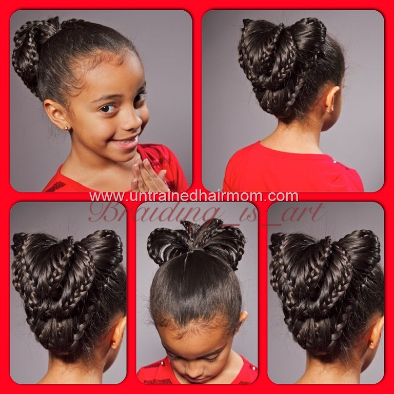 hairstyles her favorite hairstyle is anything with a braided heart