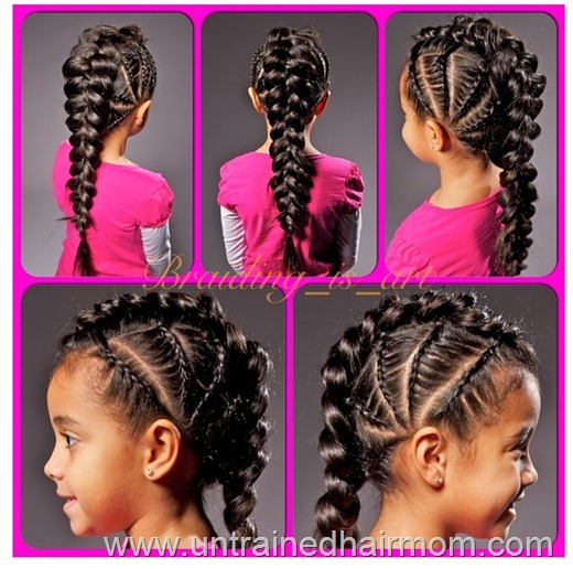 cornrows for girls