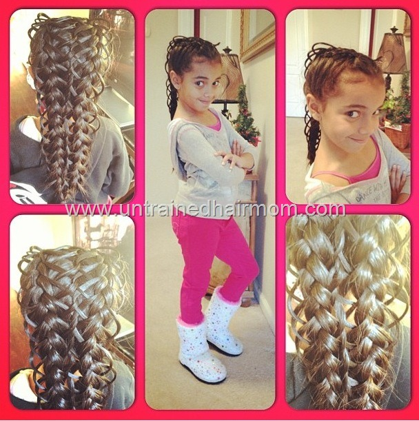 Outstanding Center Stage Braiding Is Art Hairstyles For Women Draintrainus
