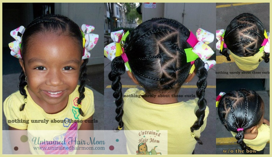 Model Fishtailbraidforlittlegirls5jpg