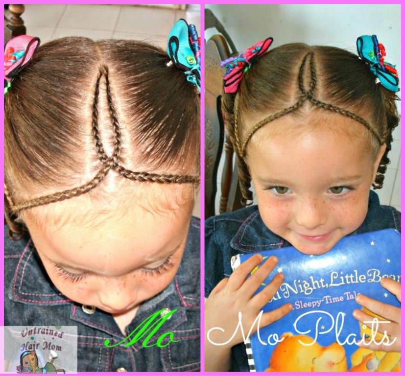 Easy Cornrow Design Hairstyle Tutorial