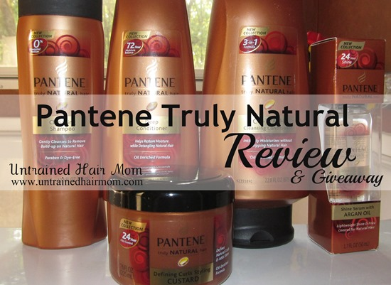 Pantene Truly Natural Review