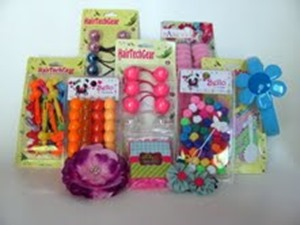 lily beads hair accessories