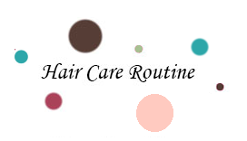 natural hair care routine